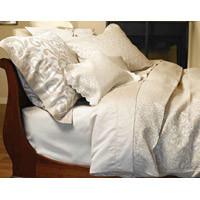 Purists Jasmine Petite Shams & Pillowcases by SDH
