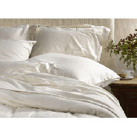 Purists Flannel Fitted Sheet by SDH