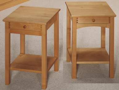 Good ... Pacific Rim Furniture Nightstand. Image 1