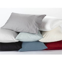 Coyuchi Sateen Pillowcases