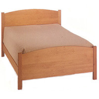 Pacific Rim Classic Bed Frame Maple Grace