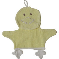 Washcloth (Organic Duck) by Under the Nile