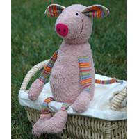Lana Organic Pink Pig