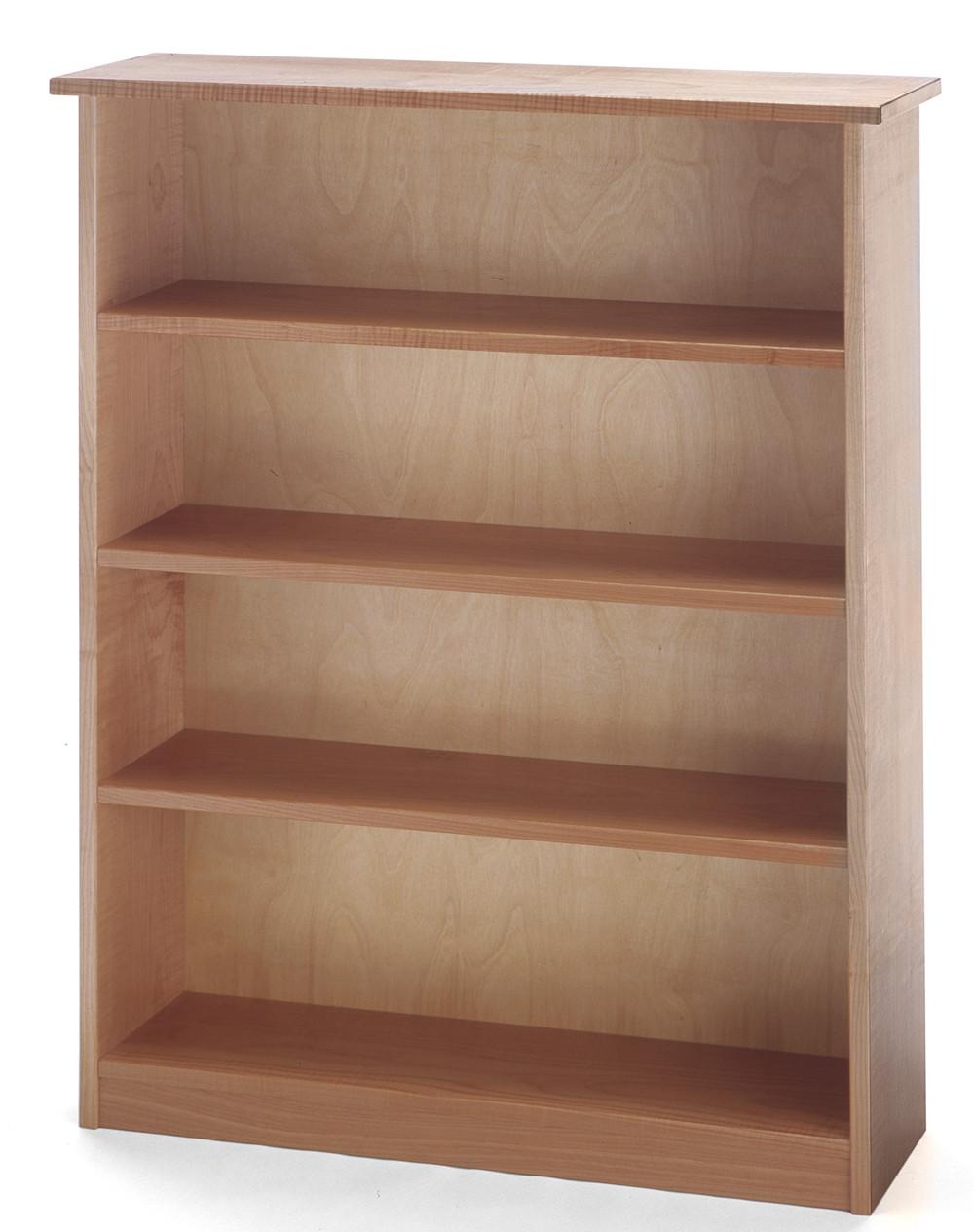 Pacific Rim Furniture Bookcase Maple Grace