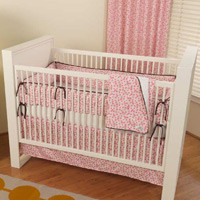 Cotton Monkey Sweet Jane Organic Baby Bedding