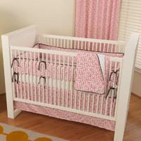 Cotton Monkey Sweet Jane Organic Baby Bedding