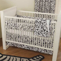 Cotton Monkey Casablanca Organic Baby Bedding