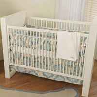 Cotton Monkey Uncomplicated Organic Baby Bedding