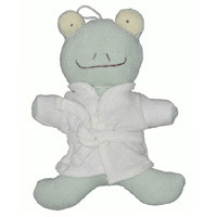 Under the Nile Bath Frog Toy