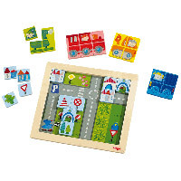 Haba Wood Magnetic Game