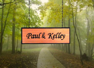 Personalized RV Sign Wood Camping Sign His and Her  Name - RV Name Sign Add On Wooden Sign JGWoodSigns