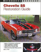 66 67 68 69 70 71 72 CHEVELLE/SS RESTORATION GUIDE