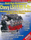97 98 99 2000 01 02 CORVETTE LS1/LS6 -BUILD HIGH PERF