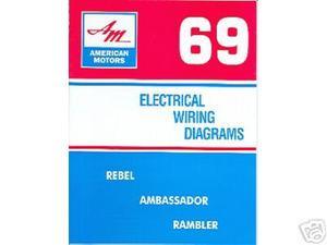 1969 69 amc javelin amx wiring diagram manual mjl motorsports com 1969 69 amc javelin amx wiring diagram manual
