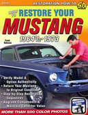 65 66 67 68 69 70 MUSTANG/MACH 1 RESTORATION MANUAL