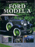 1928 29 30 31 FORD MODEL A-THE RESTORER'S GUIDE