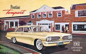 1961 PONTIAC TEMPEST OWNERS MANUAL