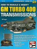 GM TURBO 400 TRANSMISSION-REBUILD OR MODIFY-1964 ON