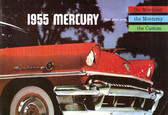 1955 MERCURY SALES BROCHURE