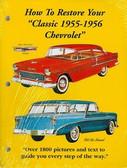1955-56 CHEVROLET PASSENGER CAR RESTORATION MANUAL