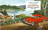 1953 PLYMOUTH PASSENGER CAR OWNER'S MANUAL