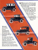 1923 FORD MODEL T SALES BROCHURE