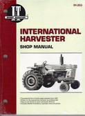 INTERN'L HARVESTER SHOP MANUAL-766 826 966 1026 1066