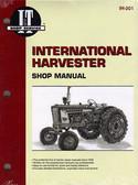 INTERN'L HARVESTER SHOP MANUAL-100 130 140 200 230 240