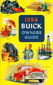 1954 BUICK OWNER'S MANUAL