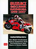 1999 2000 01 02 03 04 05 06 07 SUZUKI GSX1300R HAYABUSA PERFORMANCE PORTFOLIO