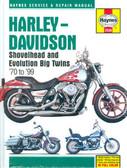 1970 71 73 77 78 79 85 86 87 88 91 92 93 94 95 99 HARLEY-DAVIDSON SHOP MANUAL