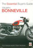 1959 THRU 1988 TRIUMPH BONNEVILLE BUYER'S GUIDE