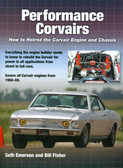 1960 61 62 63 64 65 66 67 68 69 CORVAIR 500/CORSA/MONZA -HOW TO HOT ROD