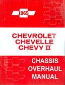 1965 CHEVELLE/SS/CHEVY II OVERHAUL MANUAL