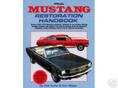 65 66 67 68 69 70 MACH 1/ MUSTANG RESTORATION MANUAL