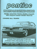 67 68 69 70 71 FIREBIRD/TRANS AM PARTS LOCATING GUIDE