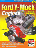 1952 23 54 55 56 57 58 59 61 62 64 FORD CAR/TRUCK Y-BLOCK-REBUILD & MODIFY