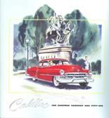 1951 CADILLAC SALES BROCHURE