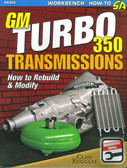 CAMARO/CHEVELLE GM TURBO 350 TRANSMISSION-REBUILD OR MODIFY-1968 ON