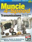 GM MUNCIE 4-SPEED TRANSMISSION-REBUILD OR MODIFY-1963 ON