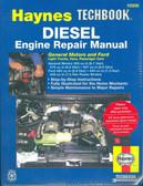 GM/FORD DIESEL ENGINE SHOP MANUAL-COVERS 350,379,397,420,445 & 445 CU. IN.
