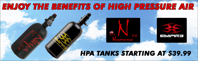 HPA Tank