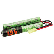 Valken Energy 9.6v 1600mAh NiMH Airsoft Nunchuck Battery