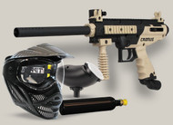 Tippmann Cronus Paintball Gun Power Pack Tan