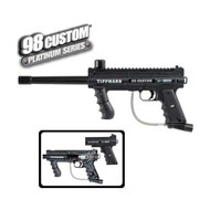 Tippmann 98 Custom Platinum Series ACT Paintball Marker Black