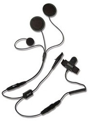 Klutch Radio Helmet Headset Kit