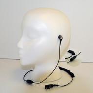 Klutch Radio Deluxe Earbud Headset