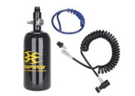 Empire 48ci 3000 Psi Nitro HPA / N2 Paintball Air Tank + Remote + Squeegee Combo