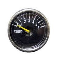 Paintball HPA Tank Gauge 6000psi