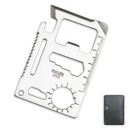 Credit Card Size 11 Function Survival Tool MT908